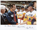 Baseball Collectibles:Photos, George H.W. Bush Signed Photograph....