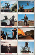 "Movie Posters:Science Fiction, The Road Warrior (Warner Brothers, 1982). Lobby Card Set of 8 (11""X 14""). Science Fiction.. ... (Total: 8 Items)"
