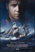 "Movie Posters:Adventure, Master and Commander (20th Century Fox, 2003). One Sheet (27"" X40"") DS. Adventure.. ..."
