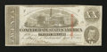 Confederate Notes:1863 Issues, T58 $20 1863 PF-8.. ...