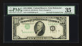Error Notes:Inverted Third Printings, Fr. 2011-E $10 1950A Federal Reserve Note. PMG Choice Very Fine35.. ...