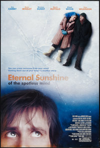 "Eternal Sunshine of the Spotless Mind (Focus Features, 2004). One Sheet (27"" X 40"") DS. Drama"