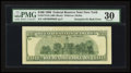 Error Notes:Third Printing on Reverse, Fr. 2175-B $100 1996 Federal Reserve Note. PMG Very Fine 30.. ...