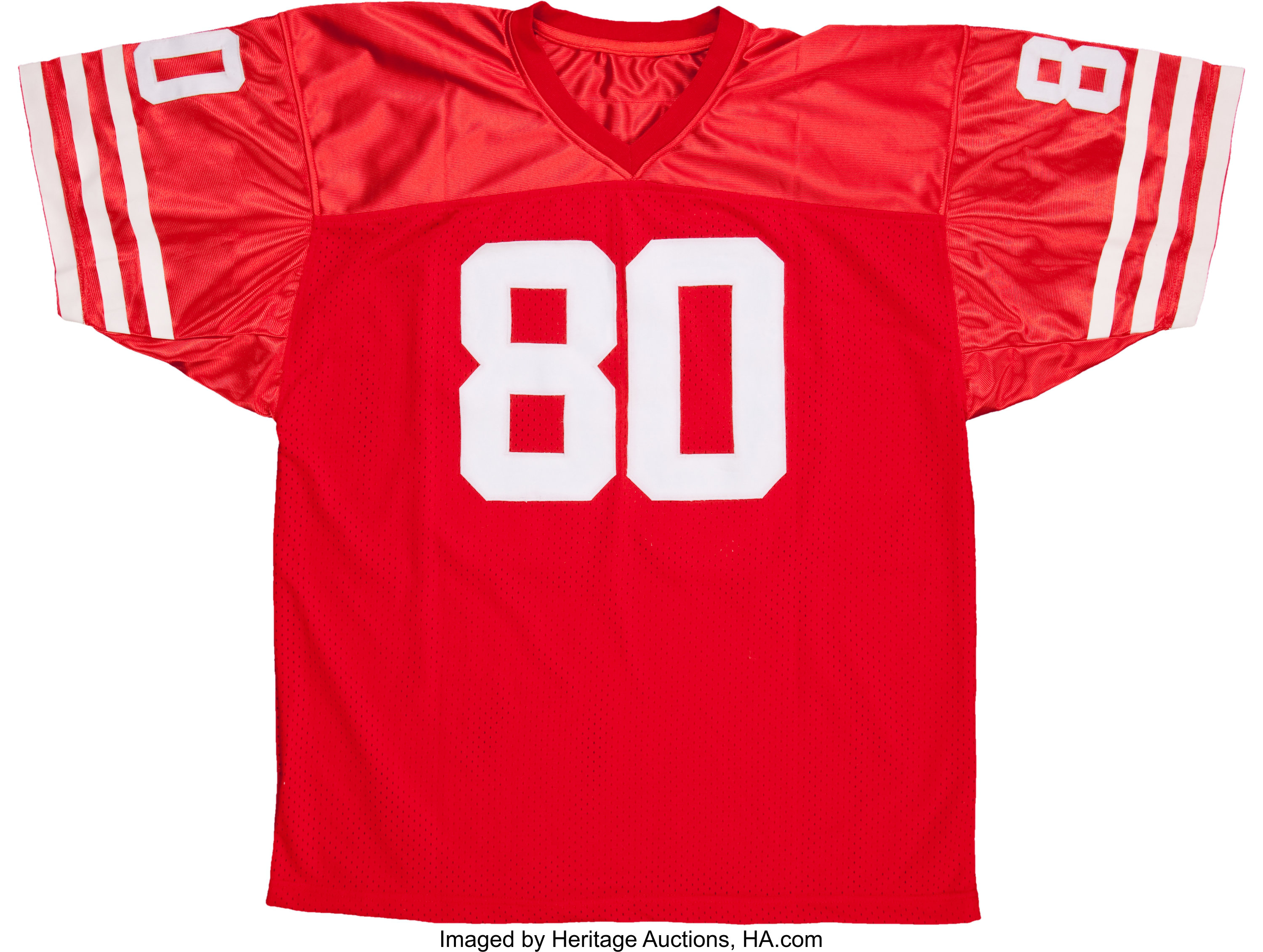 buy online ca5cd a8254 Jerry Rice Signed Jersey.... Football Collectibles Uniforms ...
