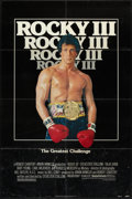 "Movie Posters:Sports, Rocky III Lot (United Artists, 1982). One Sheets (2) (27"" X 41""). Sports.. ... (Total: 2 Items)"