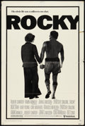 """Movie Posters:Academy Award Winners, Rocky (United Artists, 1977). One Sheet (27"""" X 41"""") and PromotionalPoster (23"""" X 35""""). Academy Award Winners.. ... (Total: 2 Items)"""