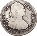 Colombia: , Colombia: Ferdinand VII 8 Reales 1813-JF Popayan,...