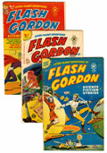 Golden Age (1938-1955):Science Fiction, Flash Gordon Related Group (Dell/Gold Key/Harvey/King, 1950-78).Condition: Average VG.... (Total: 15 Comic Books)