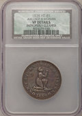 Hard Times Tokens, 1838 Am I Not A Woman Token--Improperly Cleaned--NCS. VF Details. Low-54, HT-81, Copper, R.1....
