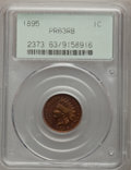 Proof Indian Cents: , 1895 1C PR63 Red and Brown PCGS. PCGS Population (39/147). NGCCensus: (24/253). Mintage: 2,062. Numismedia Wsl. Price for ...