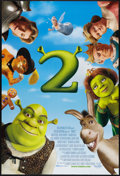 """Movie Posters:Animation, Shrek 2 (DreamWorks, 2004). One Sheets (2) (27"""" X 40"""") DS Advanceand Regular. Animation.. ... (Total: 2 Items)"""
