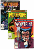 Modern Age (1980-Present):Superhero, Wolverine Related Group (Marvel, 1982-90) Condition: AverageNM-.... (Total: 26 Comic Books)
