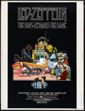 """Movie Posters:Rock and Roll, The Song Remains the Same (Warner Brothers, 1976). Poster (30"""" X40""""). Rock and Roll.. ..."""