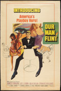 "Movie Posters:Adventure, Our Man Flint (20th Century Fox, 1966). Poster (40"" X 60"") Style Z.Adventure.. ..."