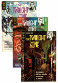 Silver Age (1956-1969):Horror, Twilight Zone #4, 6, and 8 File Copies Group (Gold Key, 1963-64)Condition: Average NM-.... (Total: 3 Comic Books)