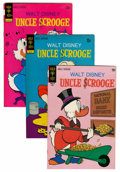 Bronze Age (1970-1979):Cartoon Character, Uncle Scrooge File Copies Group (Gold Key, 1971-84) Condition:Average VF/NM.... (Total: 15 Comic Books)