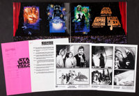 20th Century Fox Preview Promotional Brochure Lot (20th Century Fox, 1997). Promotional Brochures (3) (Multiple Pages, 9...