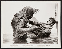 "Revenge of the Creature (Universal International, 1955). Photos (4) (8"" X 10""). Horror. ... (Total: 4 Items)"