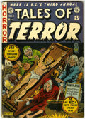 Golden Age (1938-1955):Horror, Tales of Terror Annual #3 (EC, 1953) Condition: VG-....