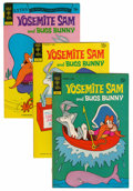 Bronze Age (1970-1979):Cartoon Character, Yosemite Sam File Copies Group (Gold Key, 1970-79) Condition:Average VF+.... (Total: 55 Comic Books)