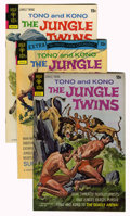 Bronze Age (1970-1979):Miscellaneous, The Jungle Twins File Copy Group (Gold Key, 1972-75) Condition:Average VF/NM.... (Total: 15 Comic Books)