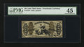 Fractional Currency:Third Issue, Fr. 1370 50¢ Third Issue Justice. PMG Choice Extremely Fine 45.. ...