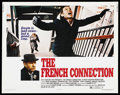 "Movie Posters:Academy Award Winner, The French Connection (20th Century Fox, 1971). Half Sheet (22"" X 28""). Academy Award Winner. ..."