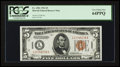 Small Size:World War II Emergency Notes, Fr. 2301 $5 1934 Hawaii Federal Reserve Note. PCGS Very Choice New 64PPQ.. ...
