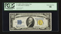 Small Size:World War II Emergency Notes, Fr. 2309* $10 1934A North Africa Silver Certificate. PCGS Choice About New 58.. ...