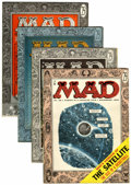 Magazines:Mad, Mad Magazine #26-29 Group (EC, 1955-56) Condition: AverageVG/FN.... (Total: 4 Comic Books)