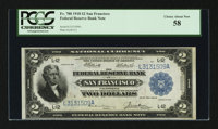 Fr. 780 $2 1918 Federal Reserve Bank Note PCGS Choice About New 58