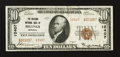 National Bank Notes:Montana, Billings, MT - $10 1929 Ty. 2 The Midland NB Ch. # 12407. ...