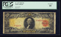 Large Size:Gold Certificates, Fr. 1179 $20 1905 Gold Certificate PCGS Very Good 10.. ...