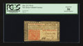 Colonial Notes:New Jersey, New Jersey March 25, 1776 John Hart Signed 3s PCGS About New 50.. ...