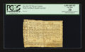 Colonial Notes:North Carolina, North Carolina May 28, 1757 20s PCGS Apparent Very Fine 20.. ...