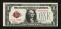 Small Size:Legal Tender Notes, Fr. 1500 $1 1928 Legal Tender Note. Choice Crisp Uncirculated.. ...