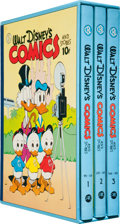 Memorabilia:Disney, The Carl Barks Library of Walt Disney's Donald Duck VIII (Another Rainbow, 1983)....