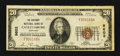National Bank Notes:Kentucky, Catlettsburg, KY - $20 1929 Ty. 1 The Kentucky NB Ch. # 9602. ...