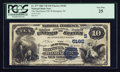 National Bank Notes:North Carolina, Wilmington, NC - $10 1882 Value Back Fr. 577 The Murchison NB Ch. # (S)5182. ...