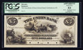 Canadian Currency: , Charlotte Town, PEI- The Union Bank of Prince Edward Island $5 18xxCh # 755-10-06P Face Proof. ...