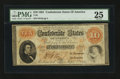 Confederate Notes:1861 Issues, T24 $10 1861.. ...