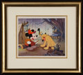 "Movie Posters:Animation, The Pointer (Walt Disney Productions, 1980s). Framed Fine Art Print (8"" X 10"" framed to 15"" X 17""). Animation.. ..."