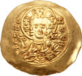 Ancients:Byzantine, Ancients: Manuel I Comnenus (1143-1180). AV hyperpyron (4.02 gm)....