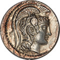 Ancients:Greek, Ancients: Athens. Ca. 134/3 BC. AR Tetradrachm (16.87 gm). ...