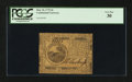 Colonial Notes:Continental Congress Issues, Continental Currency May 10, 1775 $6 PCGS Very Fine 30.. ...