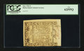 Colonial Notes:Rhode Island, Rhode Island May 1786 5s PCGS New 62PPQ.. ...