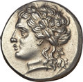 "Ancients:Greek, Ancients: Miletos. Ca. 259-246 BC. AR ""Persic"" stater (10.57 gm)...."