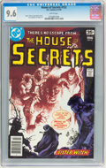 Bronze Age (1970-1979):Horror, House of Secrets #152 (DC, 1978) CGC NM+ 9.6 White pages....