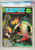 Magazines:Horror, Eerie Yearbook #nn 1970 (Warren, 1970) CGC NM 9.4 Off-white pages....
