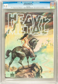 Magazines:Science-Fiction, Heavy Metal #10 (HM Communications, 1978) CGC NM/MT 9.8 Whitepages....